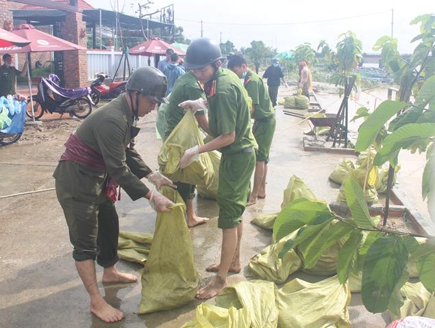Tăng cường giúp dân làm sạch môi trường sau lũ1 - Ảnh minh hoạ 9