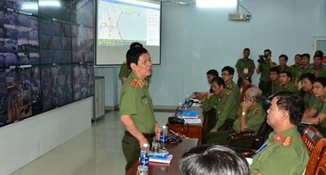 Đảm bảo an ninh Tuần lễ cấp cao APEC nhìn từ Trung tâm chỉ huy an ninh