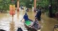 Thủy điện xả lũ, nhiều địa phương ở xứ Huế lại ngập trong biển nước