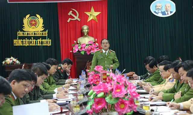 Công an tỉnh Thừa Thiên Huế chủ động phương án đảm bảo ANTT, ATGT trong trận chung kết lịch sử - Ảnh minh hoạ 2