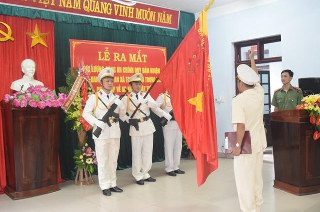 Công an tỉnh Thừa Thiên - Huế điều động Công an chính quy đảm nhiệm chức danh Công an xã - Ảnh minh hoạ 2