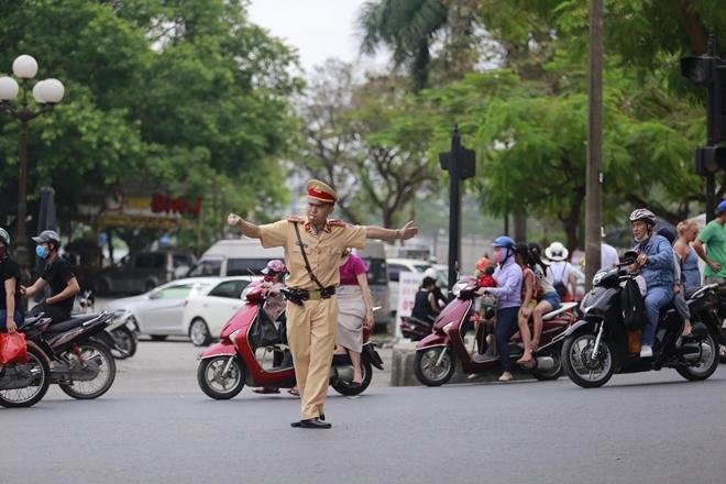 Công an tỉnh Thừa Thiên- Huế góp phần làm nên thành công Festival Huế 2018 - Ảnh minh hoạ 10