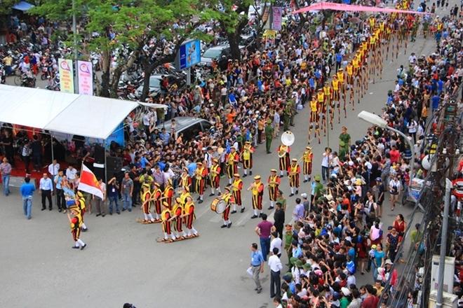 Công an tỉnh Thừa Thiên- Huế góp phần làm nên thành công Festival Huế 2018 - Ảnh minh hoạ 6