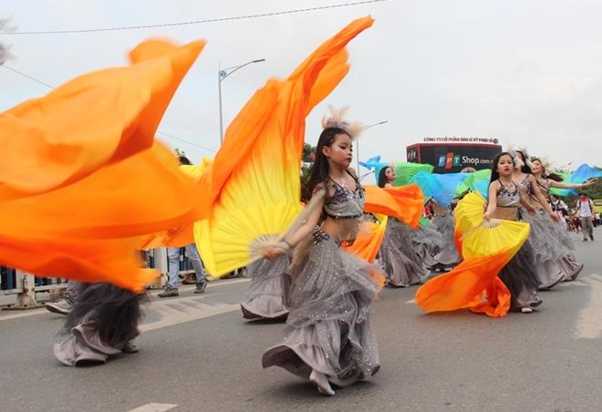 Công an tỉnh Thừa Thiên- Huế góp phần làm nên thành công Festival Huế 2018 - Ảnh minh hoạ 9