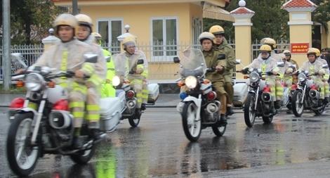Công an các đơn vị, địa phương ra quân đảm bảo ANTT Xuân Kỷ Hợi 2019