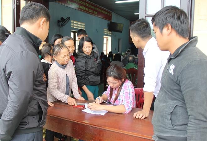 Tết đến sớm với người nghèo ở xứ Huế - Ảnh minh hoạ 4
