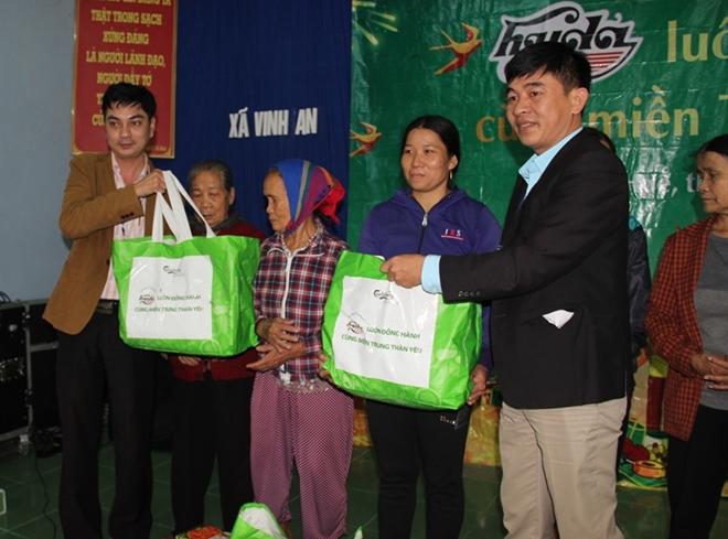 Tết đến sớm với người nghèo ở xứ Huế - Ảnh minh hoạ 2