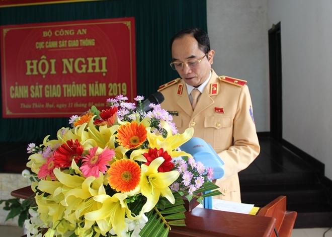 Thứ trưởng Nguyễn Văn Sơn dự triển khai công tác năm 2019 của Cục CSGT - Ảnh minh hoạ 2
