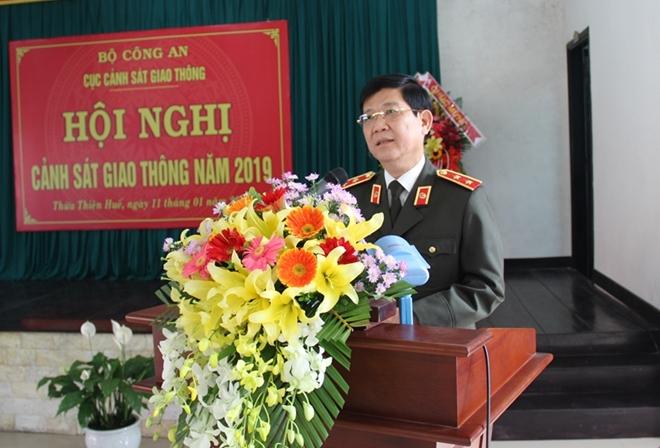 Thứ trưởng Nguyễn Văn Sơn dự triển khai công tác năm 2019 của Cục CSGT - Ảnh minh hoạ 3