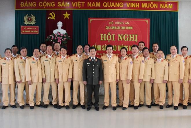 Thứ trưởng Nguyễn Văn Sơn dự triển khai công tác năm 2019 của Cục CSGT - Ảnh minh hoạ 5