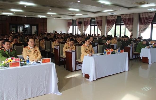 Thứ trưởng Nguyễn Văn Sơn dự triển khai công tác năm 2019 của Cục CSGT - Ảnh minh hoạ 4