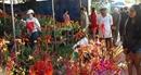 Chợ hoa lớn nhất xứ Huế nhộn nhịp ngày giáp Tết