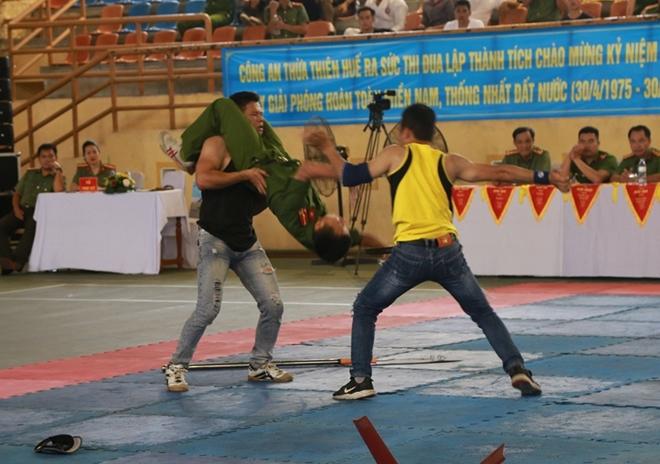 Công an tỉnh Thừa Thiên - Huế khai mạc hội thao võ thuật CAND năm 2019 - Ảnh minh hoạ 4