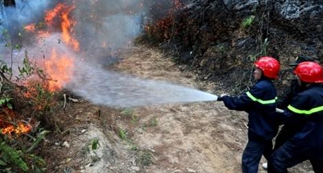 Người dân viết thư cảm ơn Cảnh sát chữa cháy