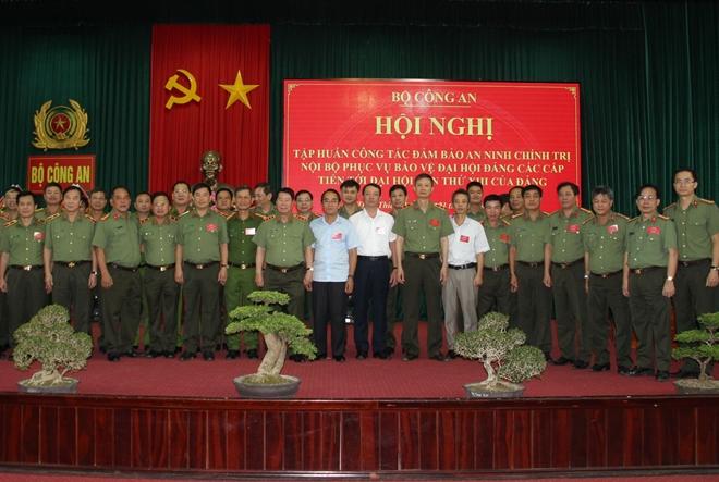 Đảm bảo An ninh chính trị nội bộ phục vụ bảo vệ Đại hội Đảng các cấp - Ảnh minh hoạ 5