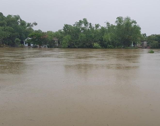 Ngâm mình trong nước, giúp dân thoát khỏi vùng ngập lụt - Ảnh minh hoạ 5
