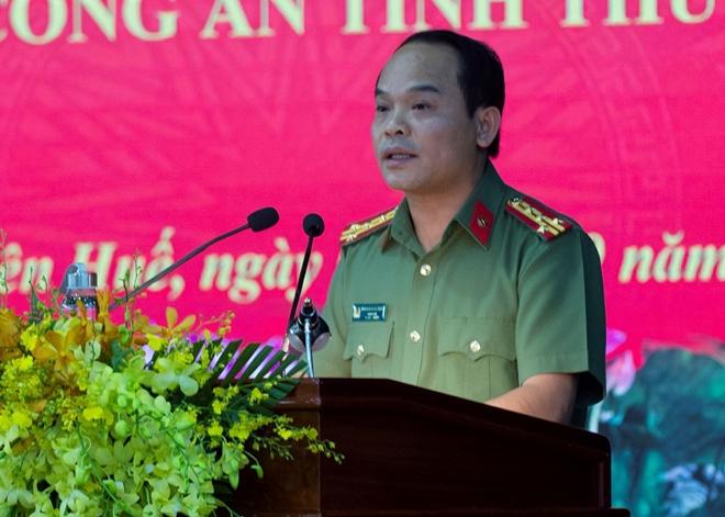 Bộ trưởng Tô Lâm làm việc với Công an tỉnh Thừa Thiên Huế - Ảnh minh hoạ 4