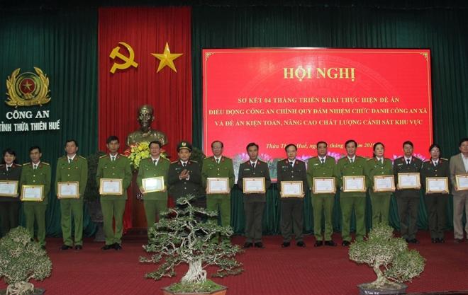 Công an chính quy đảm nhiệm chức danh Công an xã đảm bảo tốt ANTT ở cơ sở - Ảnh minh hoạ 2