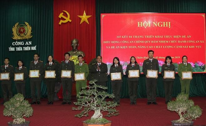 Công an chính quy đảm nhiệm chức danh Công an xã đảm bảo tốt ANTT ở cơ sở - Ảnh minh hoạ 3