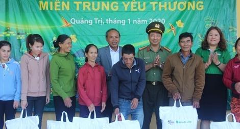 Mang Xuân yêu thương đến với người nghèo các tỉnh Bắc miền Trung