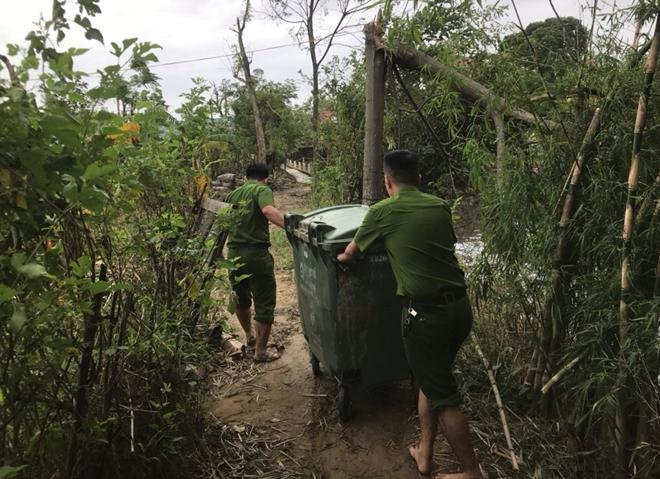 Chủ Nhật tình nguyện giúp dân của tuổi trẻ Công an Thừa Thiên Huế - Ảnh minh hoạ 3