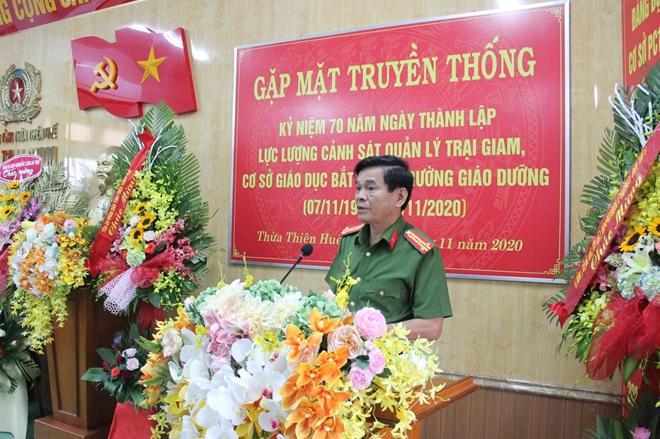 Trại tạm giam Công an các tỉnh tổ chức gặp mặt 70 năm ngày truyền thống - Ảnh minh hoạ 2