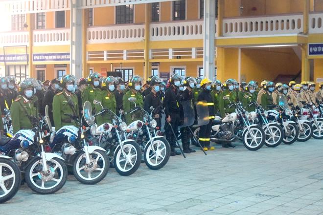 Công an tỉnh Thừa Thiên Huế ra quân tấn công, trấn áp tội phạm - Ảnh minh hoạ 3