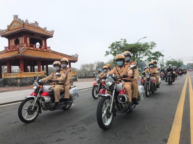 Công an tỉnh Thừa Thiên Huế ra quân tấn công, trấn áp tội phạm - Ảnh minh hoạ 4