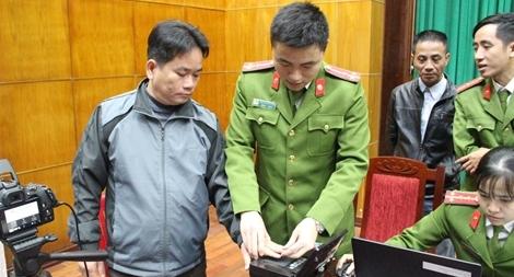 Công an tỉnh Thừa Thiên Huế triển khai cấp Căn cước công dân