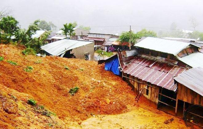Bộ Công an chỉ đạo về công tác ứng phó với mưa lũ, lũ quét và sạt lở đất