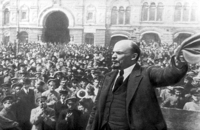 Giáo án Bài 9: Cách mạng tháng Mười Nga 1917