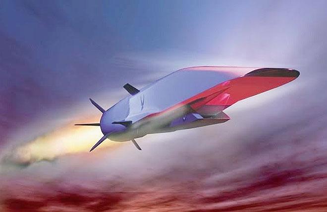 Mỹ tạo tên lửa siêu thanh nhanh gấp 10 lần tên lửa Tomahawk