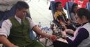 Tuổi trẻ Học viện CSND hiến máu tại ngày hội Trái tim tình nguyện