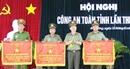 Thứ trưởng Nguyễn Văn Sơn chỉ đạo công tác tại Công an An Giang