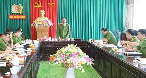 Tăng cường phòng chống vi phạm pháp luật về môi trường ở Hà Tĩnh