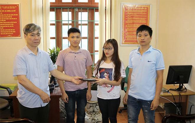 Chị Thảo bày tỏ lòng cảm ơn sâu sắc trước hành động đẹp của Tuấn.