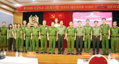 Nâng cao năng lực cho lãnh đạo chỉ huy các cấp trong CAND
