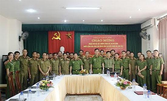 Nâng cao công tác truy nã tội phạm giữa hai nước Việt - Lào - Ảnh minh hoạ 2