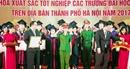 Tuyên dương 84 Thủ khoa xuất sắc tốt nghiệp các trường đại học, học viện tại Hà Nội