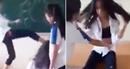 6 nữ sinh đánh hội đồng, phanh áo bạn ngay trong lớp học1
