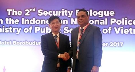 Tăng cường quan hệ hợp tác giữa Bộ Công an Việt Nam và Cảnh sát quốc gia Indonesia