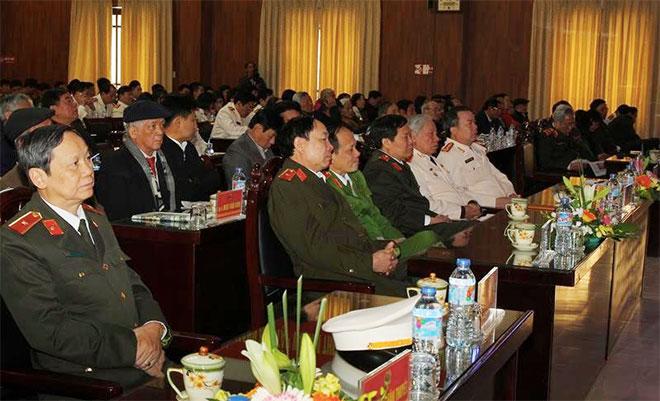 Đội Công an Thiết Dũng đã đi vào lịch sử hào hùng trên quê hương Hà Nam - Ảnh minh hoạ 4