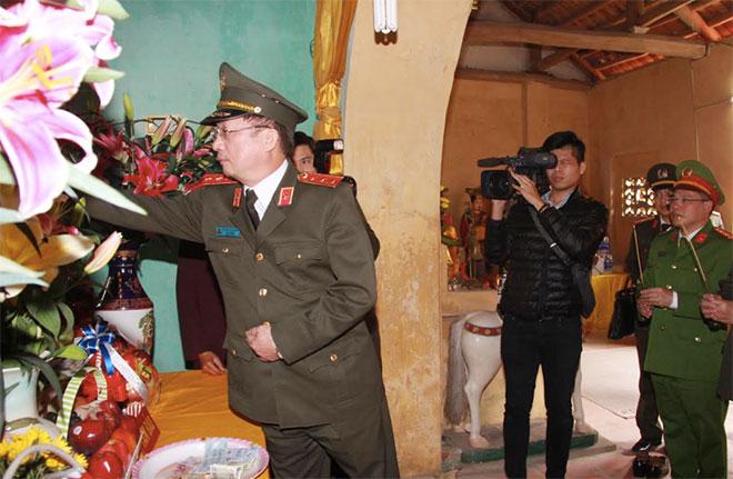 Tổng duyệt lễ kỷ niệm 70 năm Ngày Bác Hồ có Sáu điều dạy CAND