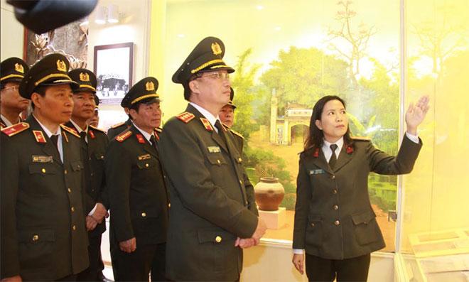 Tổng duyệt lễ kỷ niệm 70 năm Ngày Bác Hồ có Sáu điều dạy CAND - Ảnh minh hoạ 2