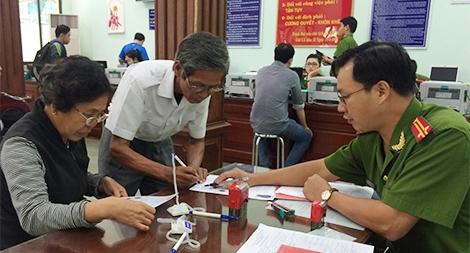 Cơ quan ANĐT tại TP Hồ Chí Minh chuyển địa điểm trực ban hình sự và tiếp công dân