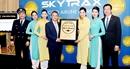 """Vietnam Airlines đạt danh hiệu """"4 sao"""" năm thứ 3 liên tiếp"""