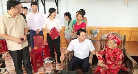 Tổ viên bảo vệ dân phố Lương Duy Ánh được công nhận liệt sĩ