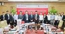 Agribank tiếp và làm việc với Tập đoàn Yanmar - Nhật Bản