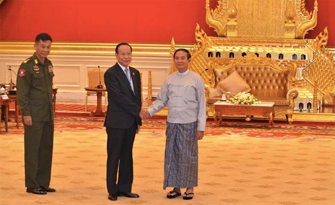Đoàn đại biểu Việt Nam dự Hội nghị Bộ trưởng ASEAN về Phòng, chống tội phạm xuyên quốc gia lần thứ 12 và các Hội nghị liên quan tại Myanmar - Ảnh minh hoạ 2