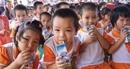 """Vinamilk với chương trình """"Sữa học đường"""" Hà Nội"""